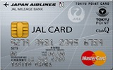 JAL TOP&ClubQ Master Card/普通