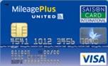 ユナイテッド航空/MileagePlus セゾンカード VISA