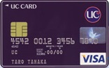 UCカード 一般 VISA