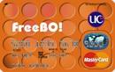 UCカード FreeBo! Master Card