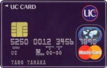 UCカード セレクト Master Card