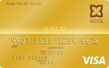 SuMi TRUST CLUB ゴールド VISA カード