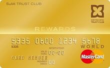 SuMi TRUST CLUB リワード ワールド カード
