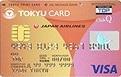 東急 TOP&ClubQ JMBカード(VISA)